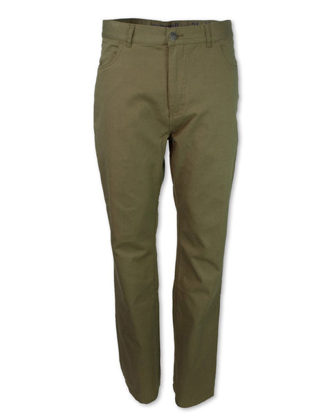 Canvas 4-Pocket Pant