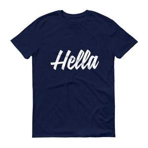 Hella Navy Shirt