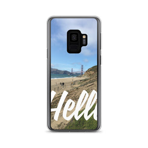 Hella Bay Area Samsung case