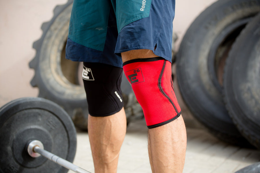 """2,880 Hours of Knee Sleeve Development for YOU"""