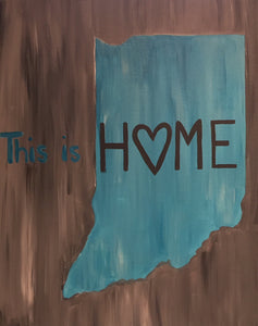 "Love - ""Indiana This is Home"""