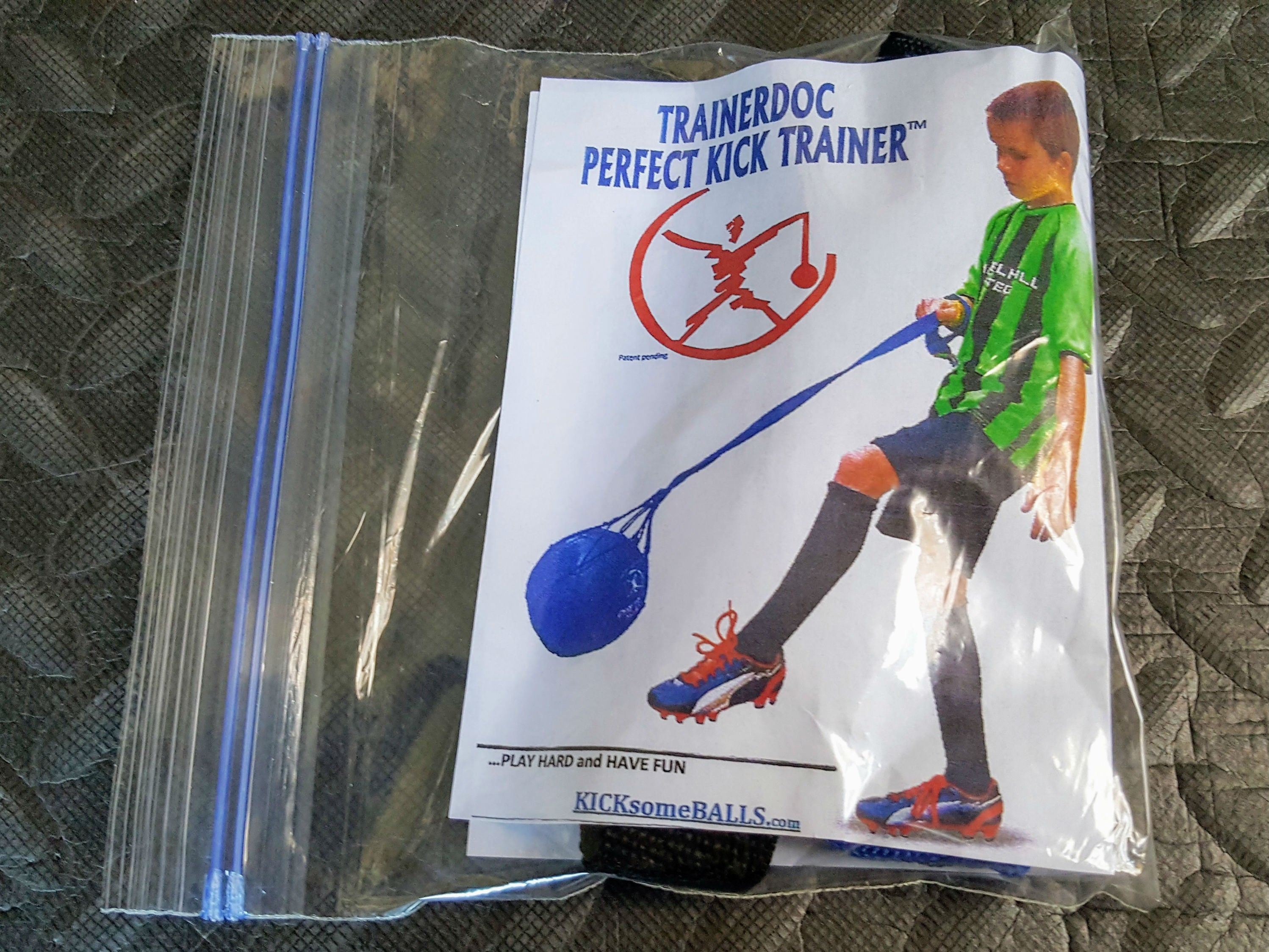 PERFECT KICK TRAINER