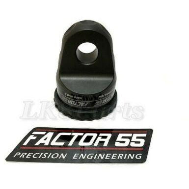Factor 55 00015-04 ProLink Winch Cable Shackle Mount Gray