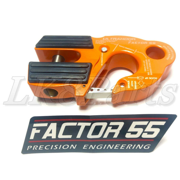 Factor55 UltraHook - Orange