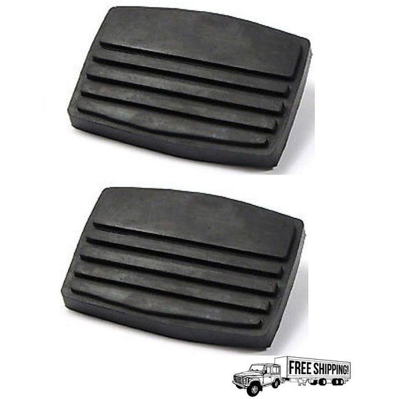 THROTTLE & BRAKE PEDAL PAD SET OF 2