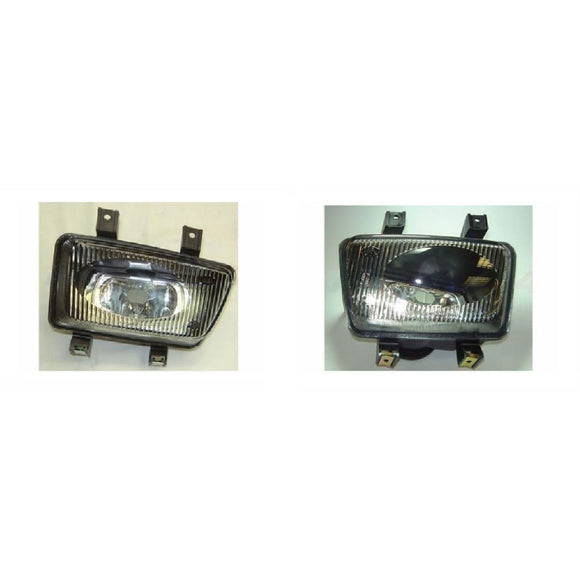FOG LAMP ASSY LH & RH PAIR GENUINE
