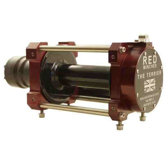 RED WINCH LOWLINE WINCH, ROLLER BEARINGS