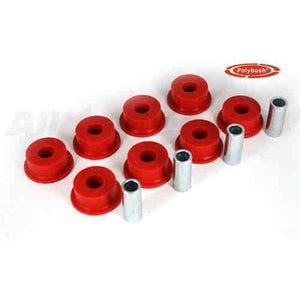 POLYBUSH FRONT RADIUS ARM TO AXLE BUSHING KIT