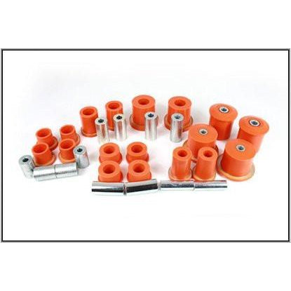 POLYBUSH COMPLETE BUSH KIT ORANGE