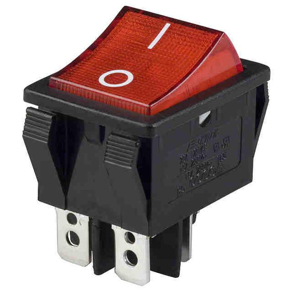 MUD UK E-SWITCH (RED)