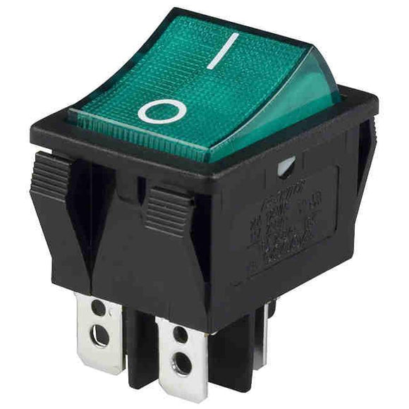 MUD UK E-SWITCH (GREEN)
