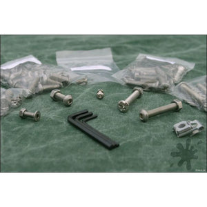 MUD UK BOLT SET FOR DEFENDER 90/110 3-DOOR MODELS AND PICK-UPS
