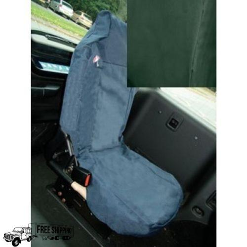 Green Waterproof Boot Mounted Seat Cover