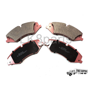 CERAMIC PREMIUM FRONT BRAKE PADS TF