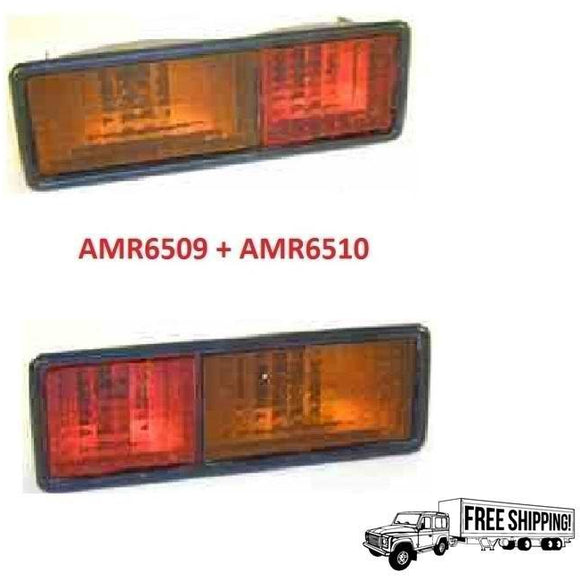 REAR BUMPER LIGHT SET RH & LH