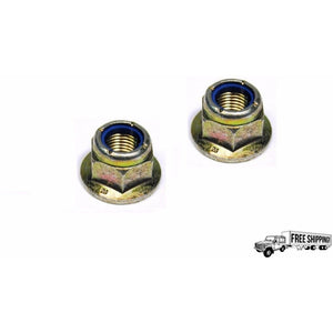 Track Rod End Nuts Set of 2