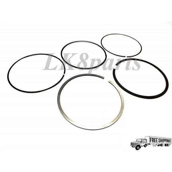 PISTON RING SET X1