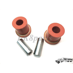 POLYBUSH DYNAMIC ORANGE FRONT LOWER WISHBONE REAR KIT