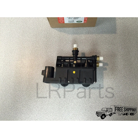 FRONT AXLE TRANSFER RELIEF VALVE GENUINE