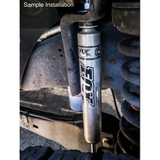 "Performance Series 0-1"" Lift IFP Smooth Body Front Shock Set x2"