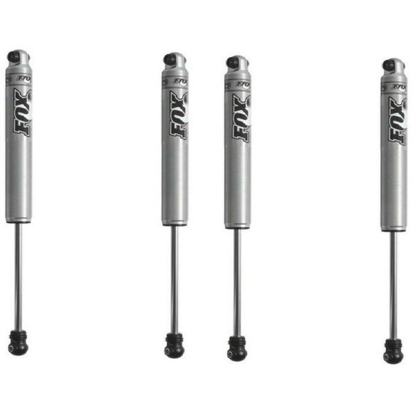 Shock Absorber-4WD Rear FOX RACING 985-24-128 Set x4 New