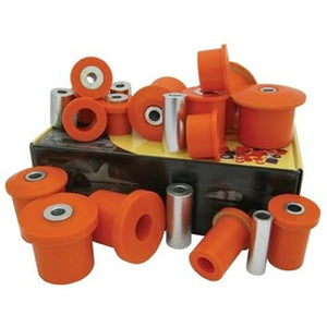 ORANGE DYNAMIC POLYURETHANE BUSH KIT DA8897 NEW