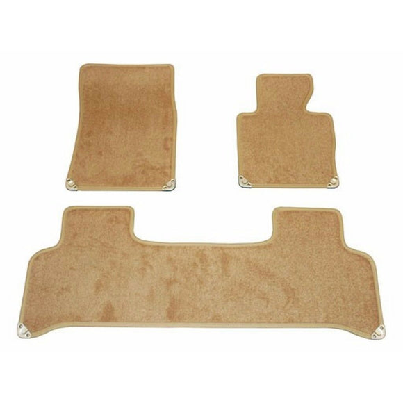 CARPET FLOOR MATS SET KIT SAND BEIGE EAH500290SUN