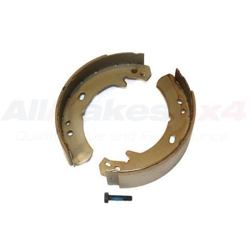 EMERGENCY BRAKE SHOES