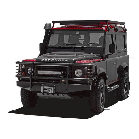 Land Rover Defender 90 (1983-2016) Slimline II Roof Rack Kit / Tall