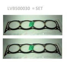 PETROL ENGINE CYLINDER HEAD GASKET SET LVB500030