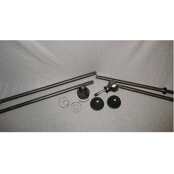 ASHCROFT DISCOVERY II HEAVY DUTY HALF SHAFTS AND CV KIT
