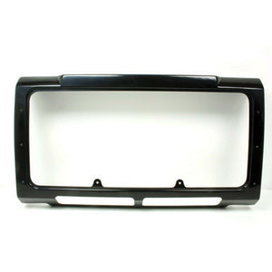 AIR CON FRONT GRILL SURROUND BLACK GLOSS TF276 TF NEW