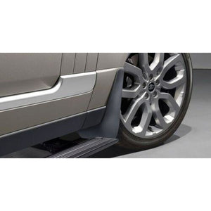 FRONT MUDFLAPS MUD FLAPS W/SIDE STEPS VPLGP0111 GENUINE NEW