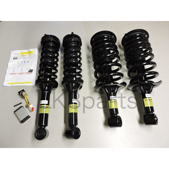STANDARD AIR TO COIL SPRING SUSPENSION CONVERSION KIT
