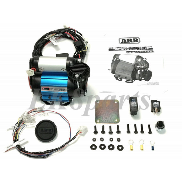 ARB LOCKER ON-BOARD HIGH PERFORMANCE 12 VOLT AIR COMPRESSOR OFFROAD 4X4 CKMA12