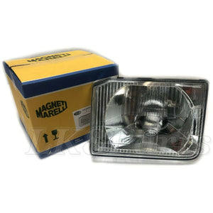 HEADLIGHT HEADLAMP LEFT LH