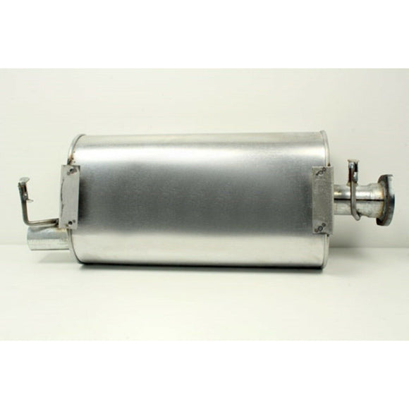 FRONT EXHAUST SILENCER