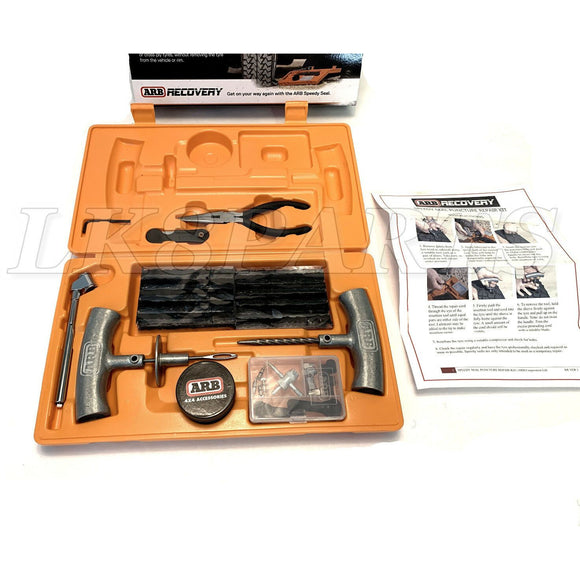 Speedy Seal Universal Tire Repair Kit