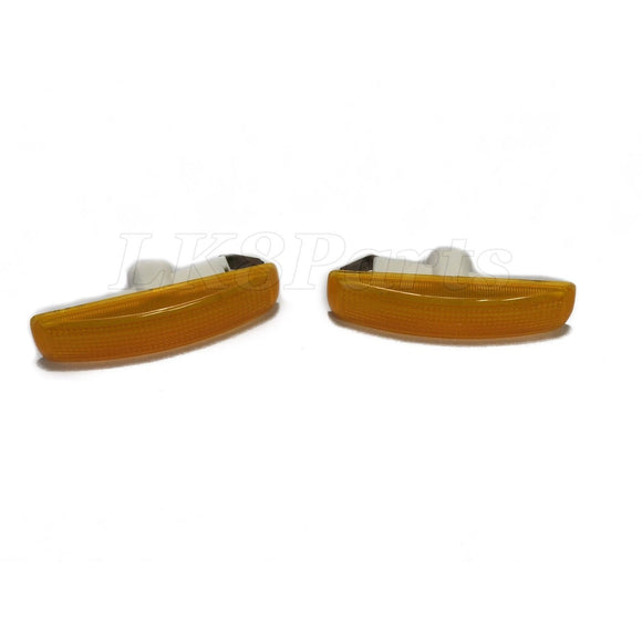 REPEATER LAMP SIDE MARKER AMBER SET X2