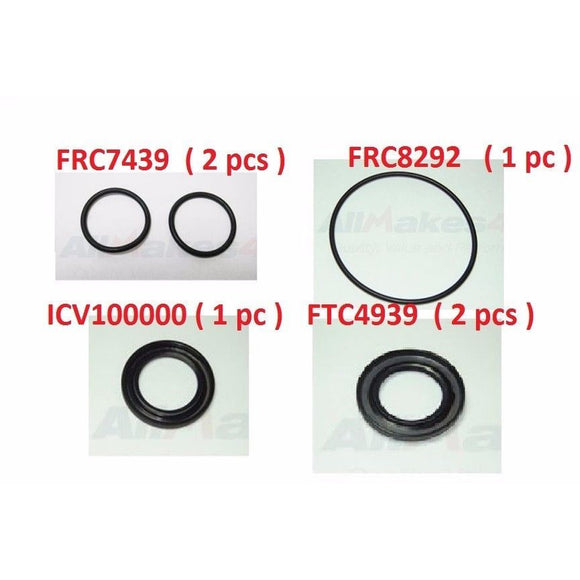 TRANSFER CASE RESEAL SET KIT