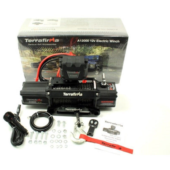 TERRAFIRMA SUPERWINCH FOR ALL MODELS A12000