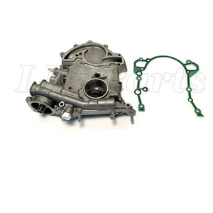 OIL PUMP FRONT ENGINE COVER WITH  GASKET