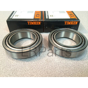 Timken DIFFERENTIAL BEARING x2