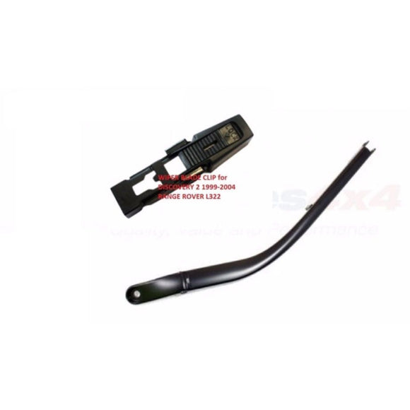 WINDSCREEN WIPER ARM & CLIP SET OEM