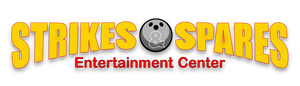 Strikes & Spares Entertainment Center