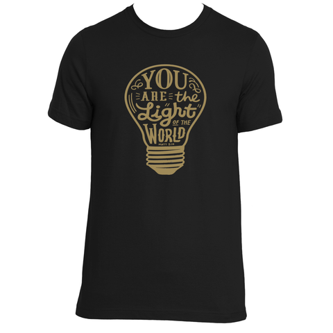 Men's Light of the World Shirt - Gifteedly Tee's & More