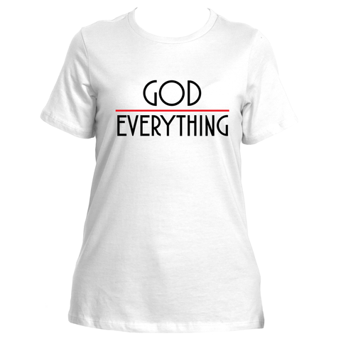 God Over Everything LAdies