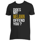 Does My Melanin Offend You
