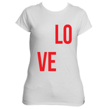 Love Couples Shirt Fitted