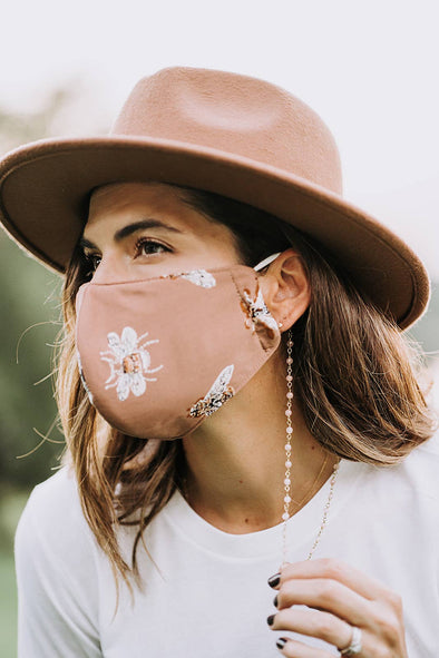 Face Mask Chain/Holder